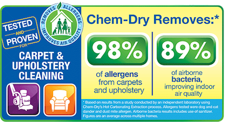 Green Planet ChemDry LA's Healthy Home Authority